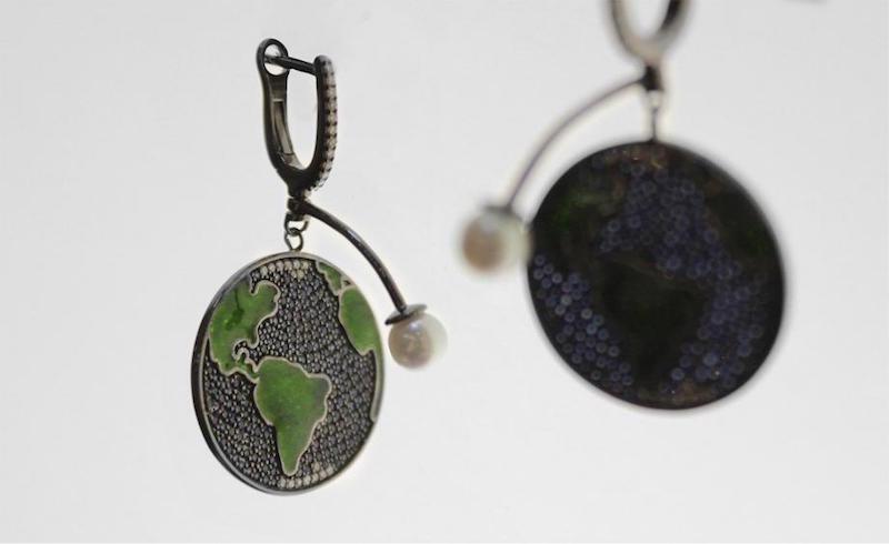Astley Clarke Dominic Jones Astronomy jewellery