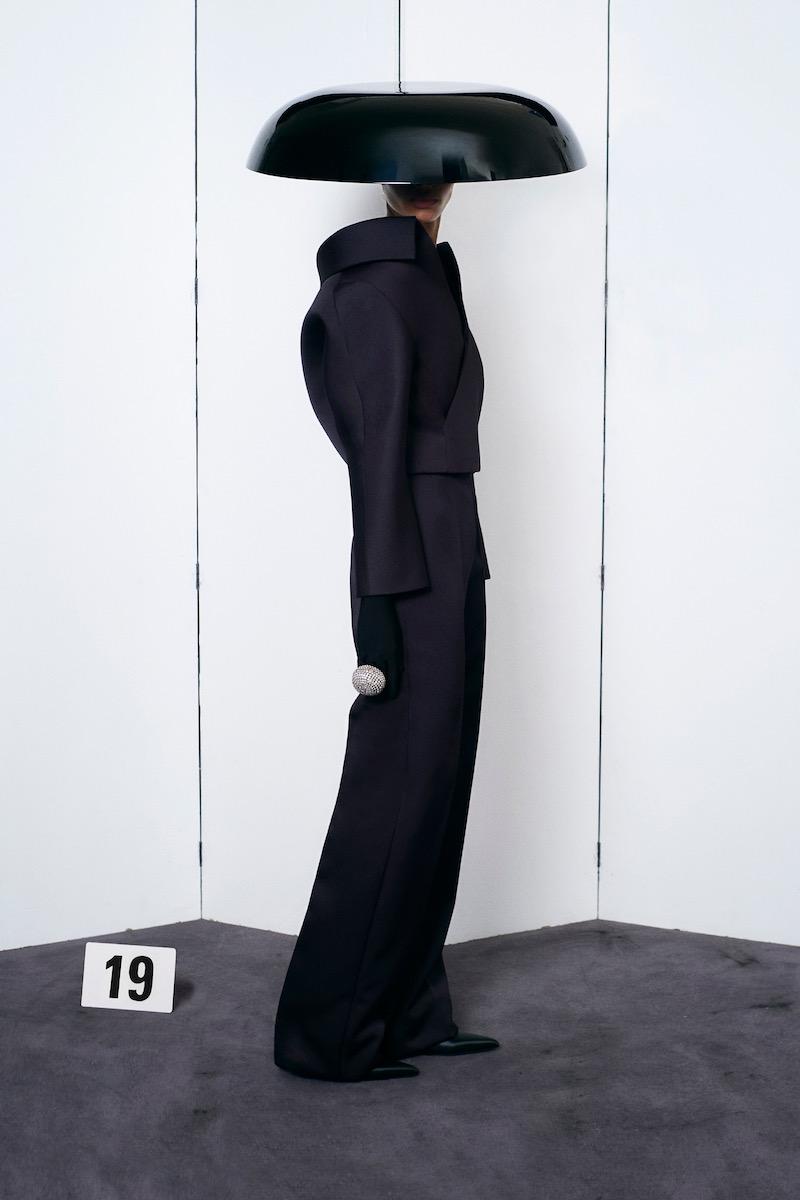 Balenciaga Couture Fall 21