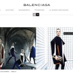 """Balenciaga launches ecommerce site: """"It's almost like a daily magazine now: it has to be really alive"""""""