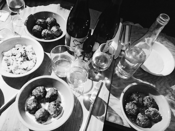 Balls Restaurant Paris