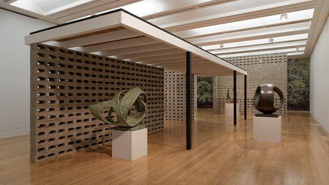 Barbara Hepworth Tate Britain