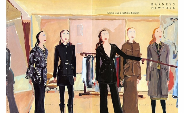 Barneys by Jean-Philippe Delhomme