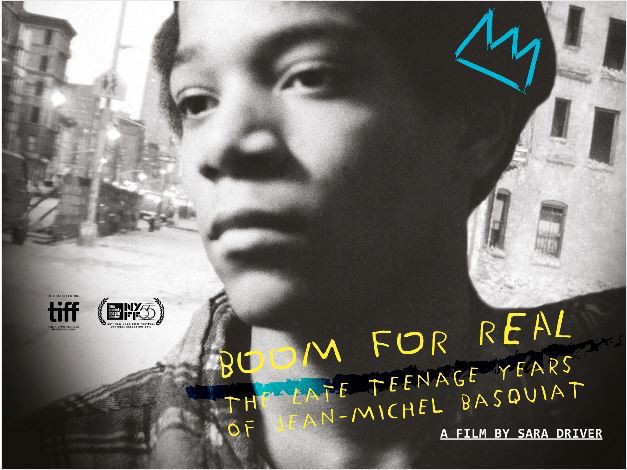 Basquiat Boom For Real movie