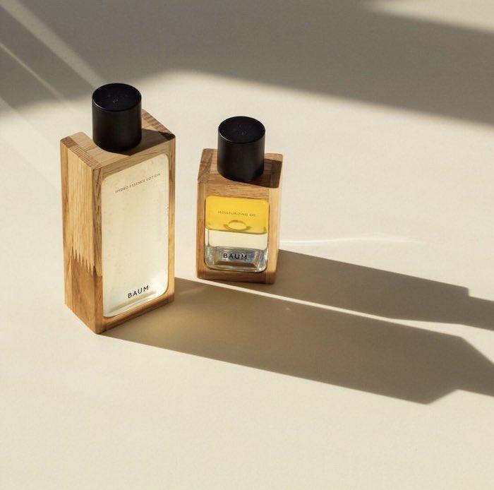 Baum moisturizing oil