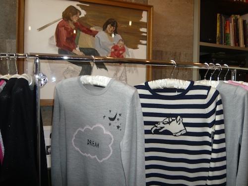 Bella Freud knitwear