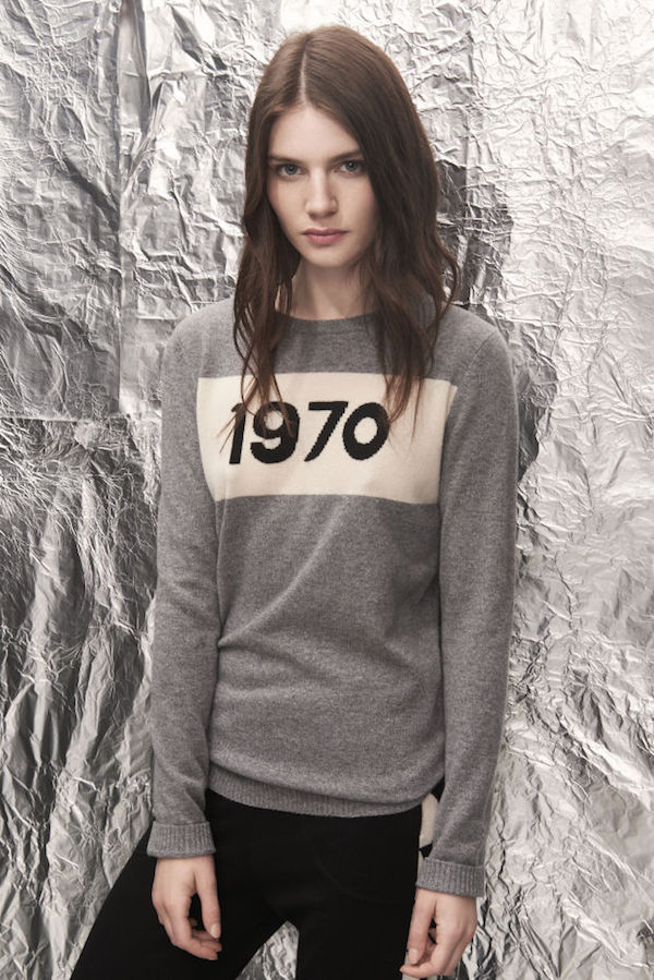 Bella Freud launches cashmere and is opening a Bella Freud store