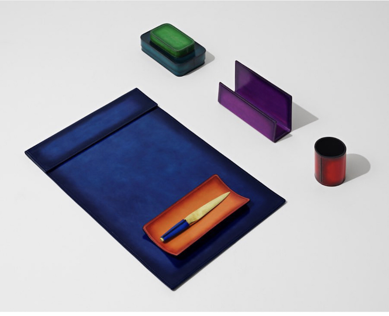 Carl Aubock desk accessories
