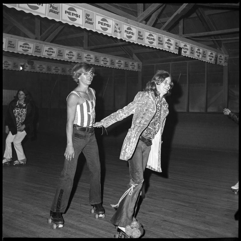 Bill Yates The Sweetheart Roller Skating Rink