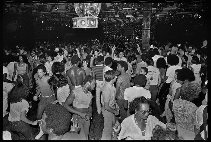 Bill bernstein Paradise Garage Dance Floor 1979