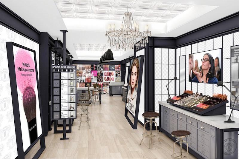 Bobbi Brown Covent Garden store