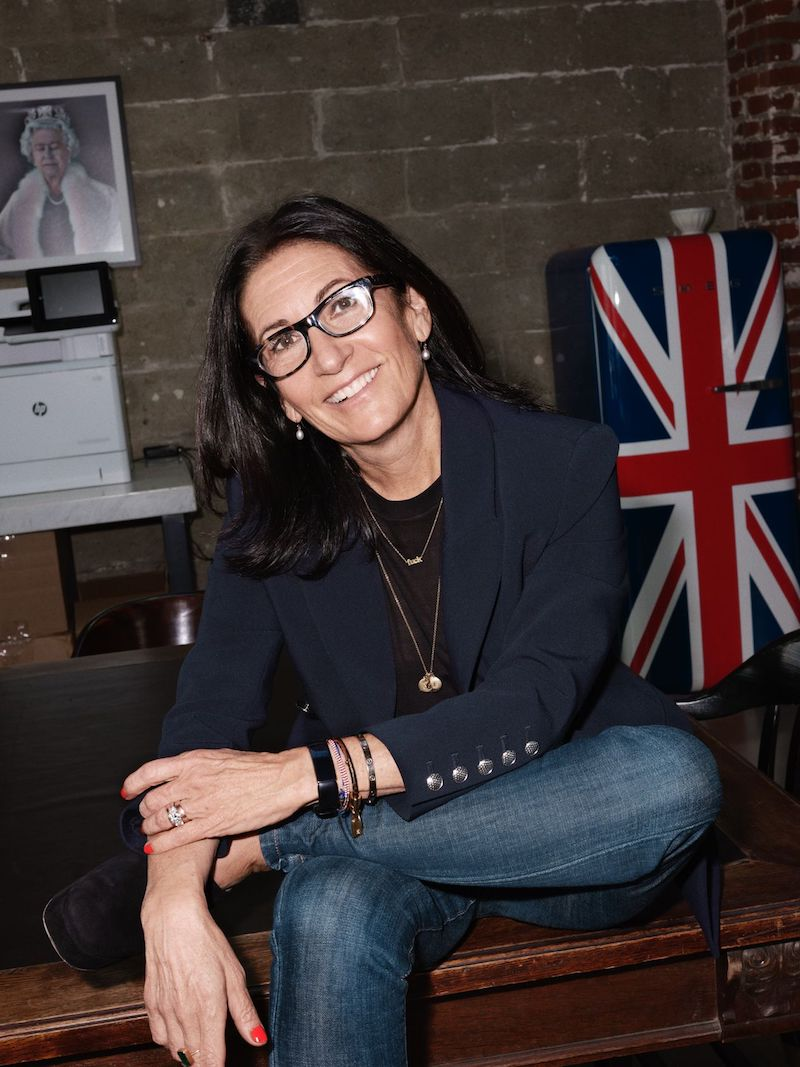 Bobbi Brown - founder of Jones Road Beauty