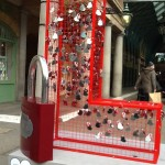 On Parisian 'lovelocks' and a clever interactive campaign from the British Heart Foundation
