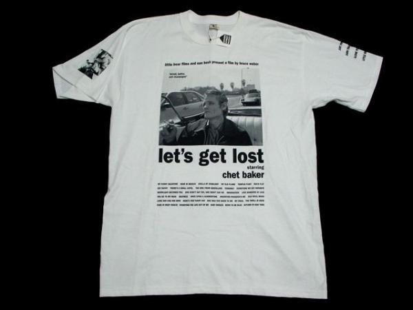 Bruce-Weber-Lets-Get-Lost-Tee