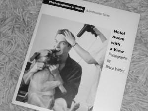 Bruce Weber book