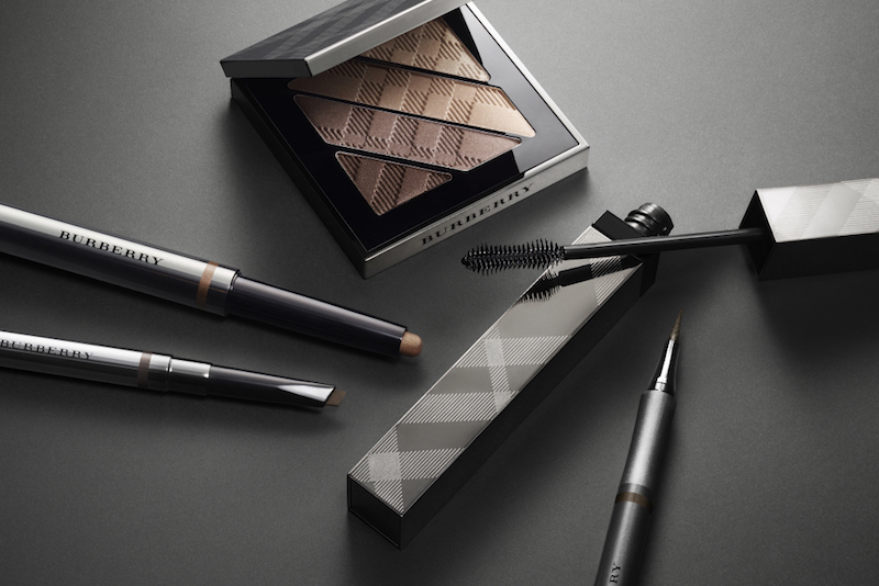 Burberry Beauty Pinterest campaign Cat Eye mascara