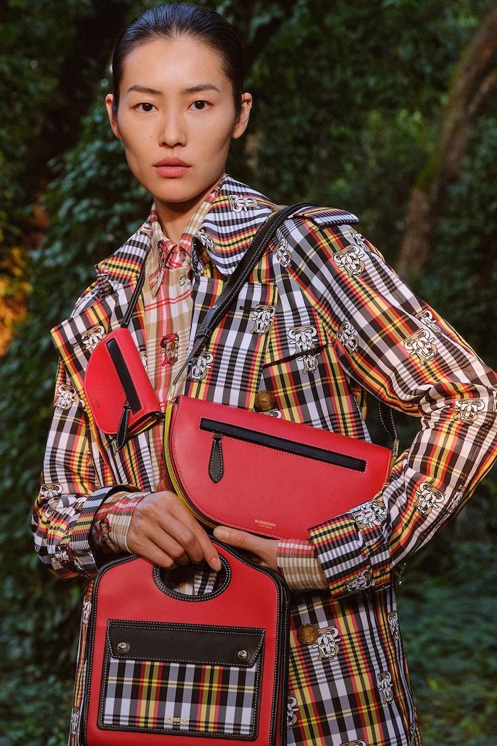 Burberry Chinese New Year collection