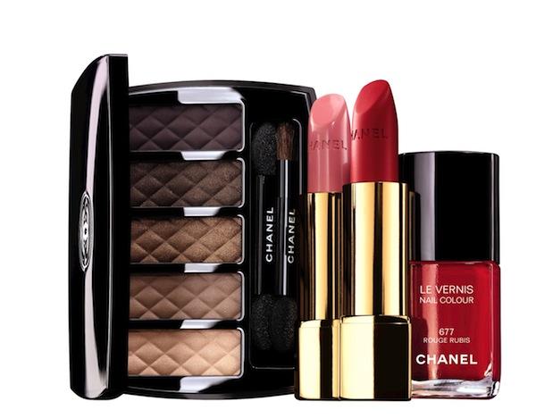 CHANEL Christmas Makeup Collection