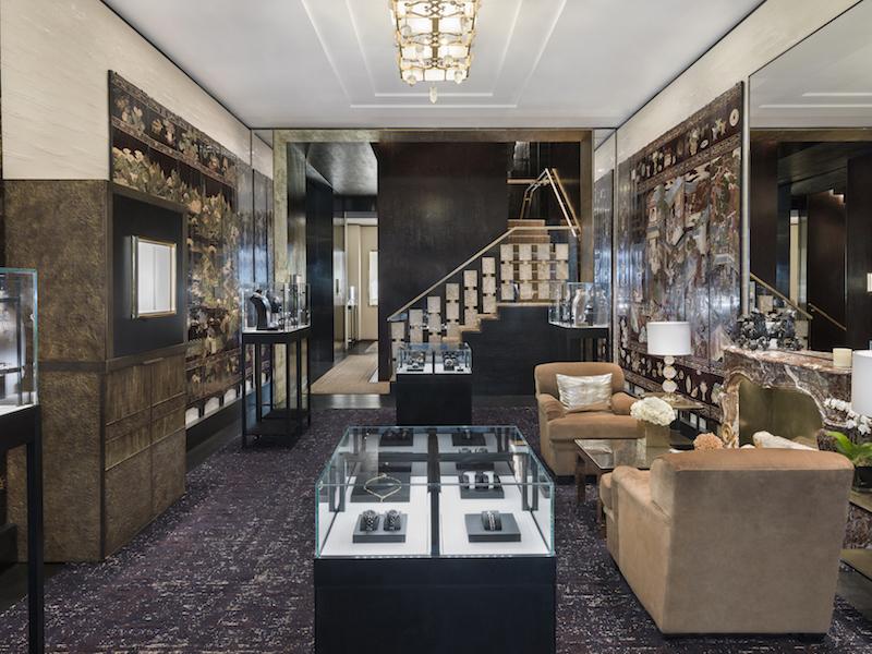 CHANEL Fine jewellery New Bond Street