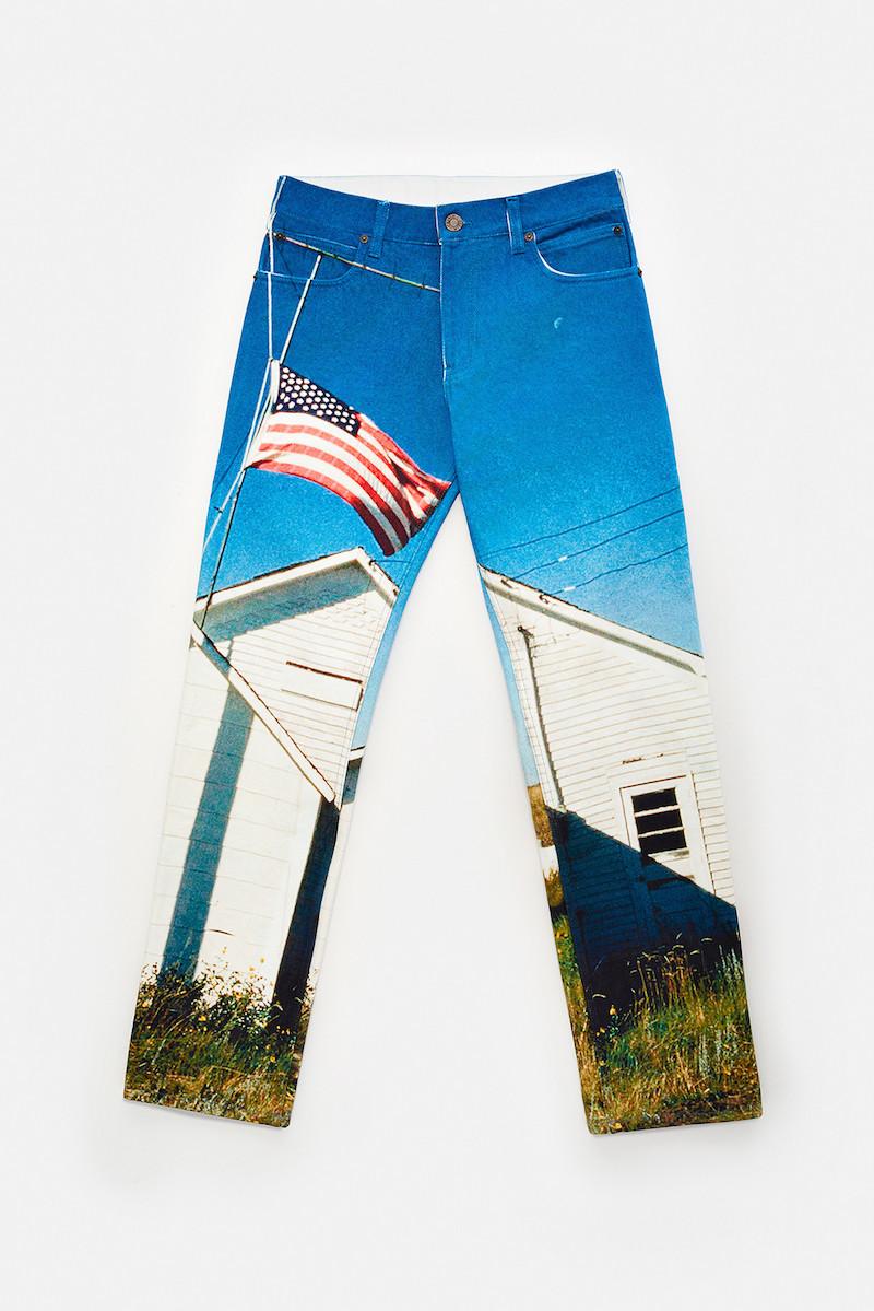 Calvin Klein Jeans Est 1978 Raf Simons