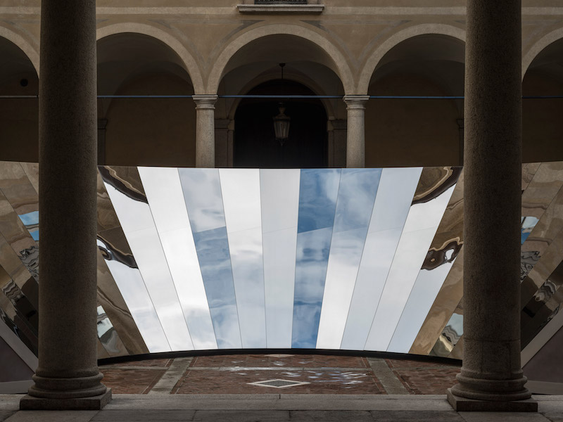 COS Phillip K Smith iii open sky milan design week