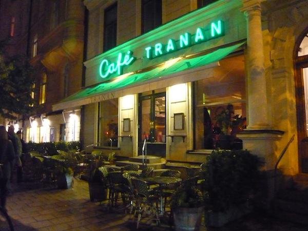 Cafe-Tranan