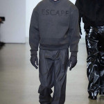 Calvin Klein Collection menswear AW14: Obsession, Eternity, Escape