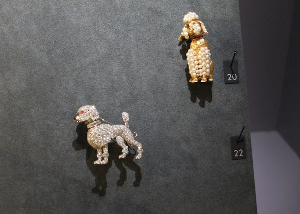 Cartier-Grace-Kelly's-poodle-brooches