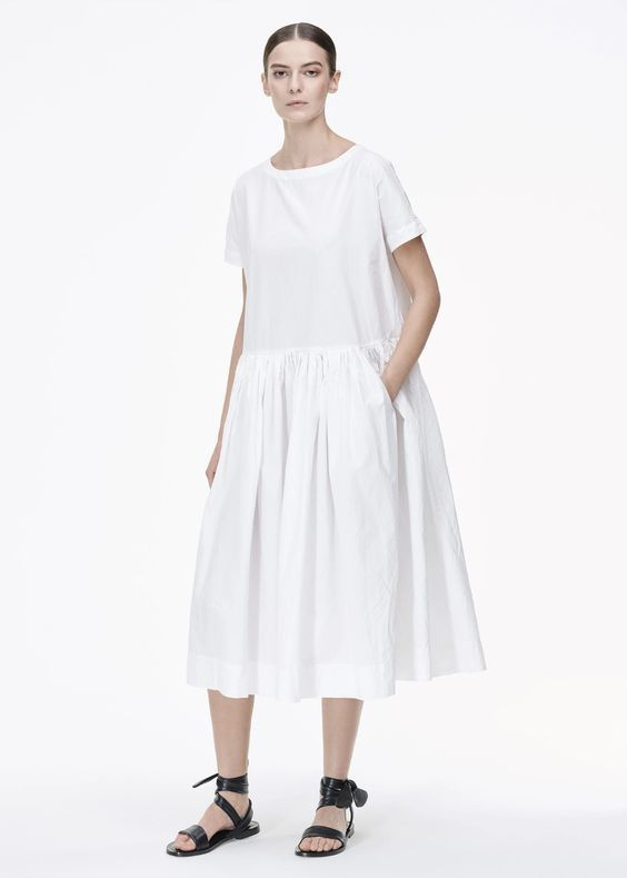 Casey Casey Pasha Rouch Dress from Tiina The Store