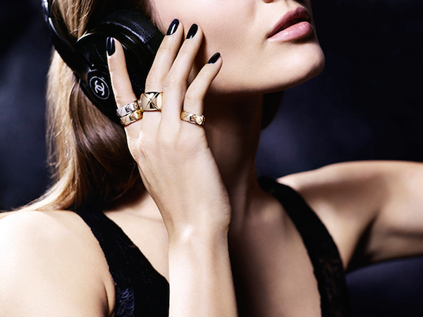 Chanel Coco Crush Netaporter fine jewellery
