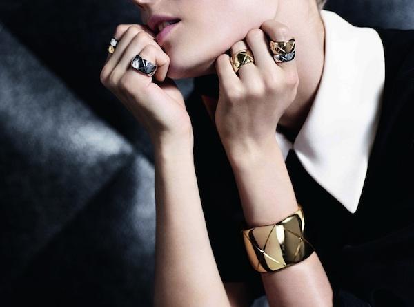 Chanel Coco Crush fine jewellery netaporter