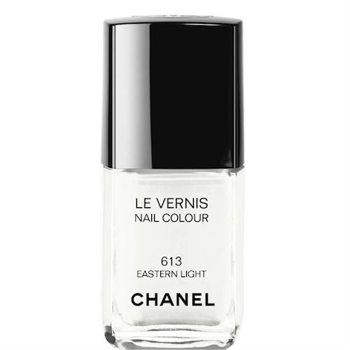 Chanel-Eastern-light-white-Nail-polish