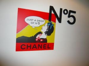 Chanel Harrods Une Promenade 10