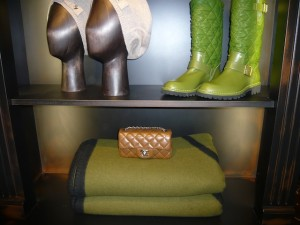 Chanel Harrods pop up shop 2