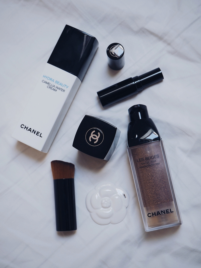 Chanel Les Beiges water fresh tint foundation