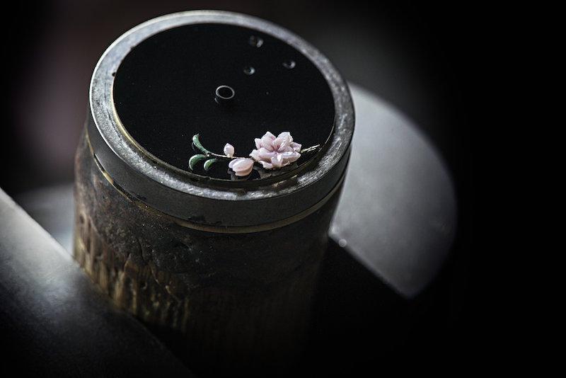 Making of the Chanel Mademoiselle Prive Coromandel Glyptic watch