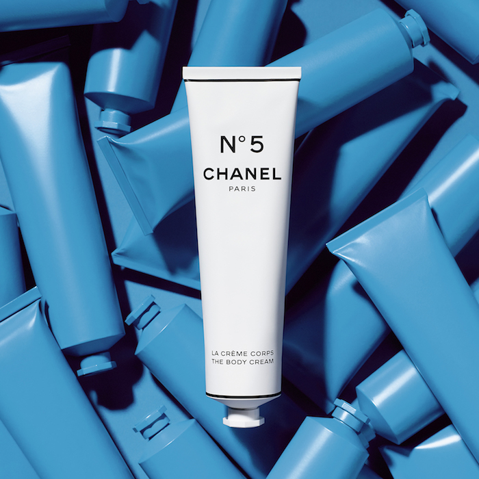 Chanel No 5 The Body Cream - Chanel No 5 Factory Collection