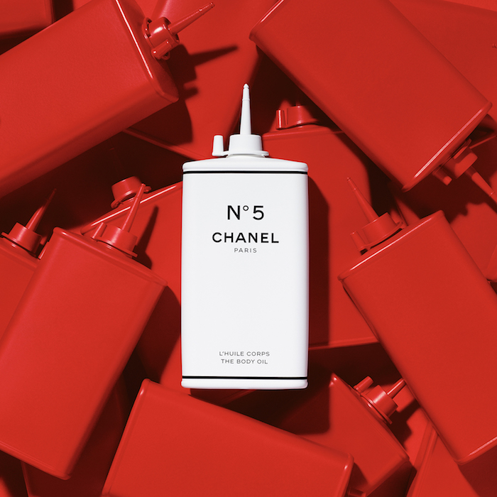 Chanel No 5 The Body Oil - Chanel No 5 Factory Collection
