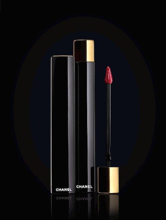 Chanel-Rouge-Allure-Gloss Disneyrollergirl 3