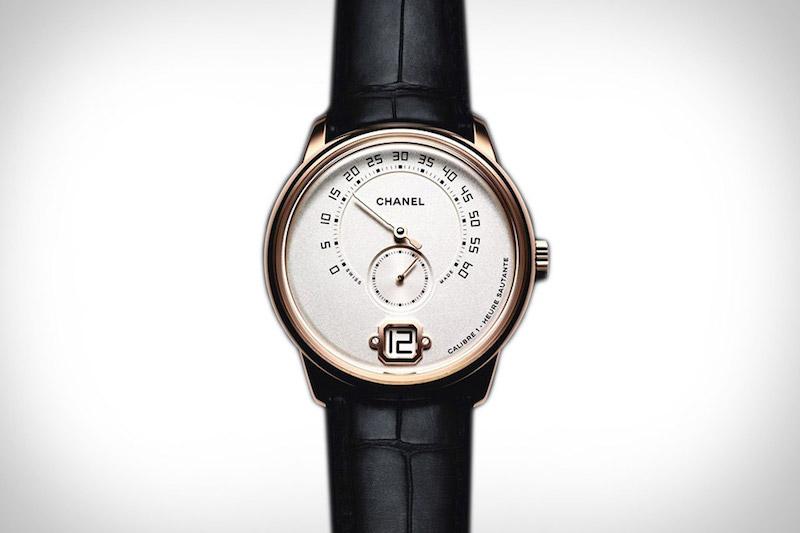Chanel de Monsieur watch Baselworld 2016