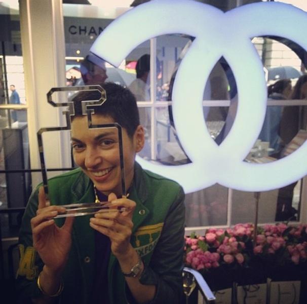Chanel-eau-premiere-Covent Garden