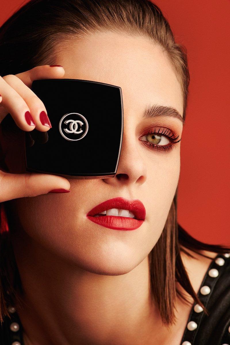 Chanel le Rouge Kristen Stewart