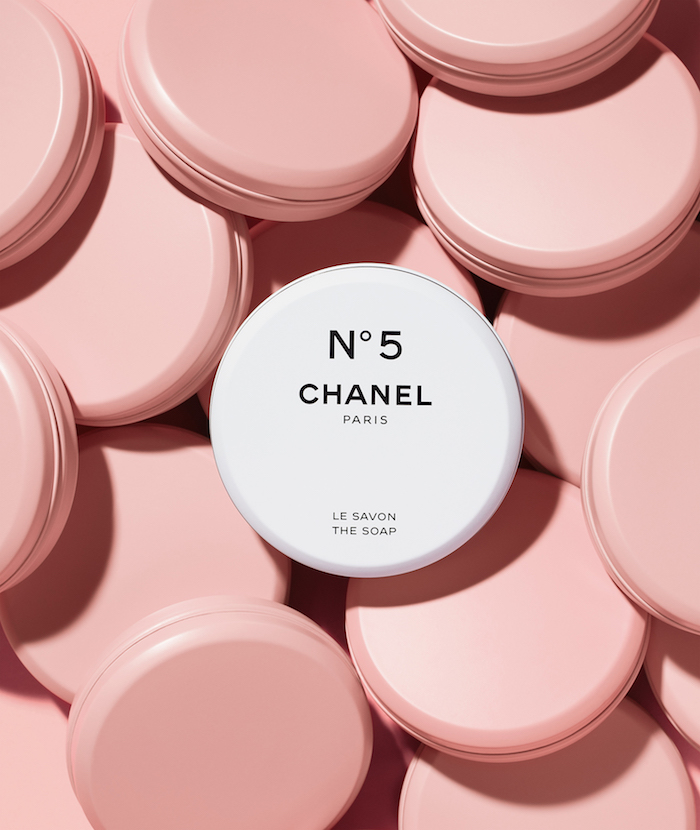 Chanel no 5 The Soap - Chanel No 5 Factory Collection