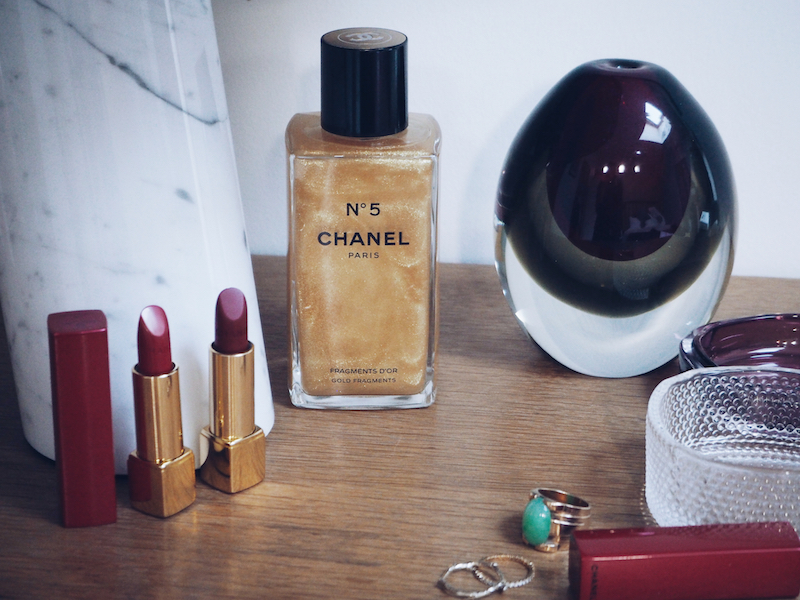 Chanel numeros rouges limited edition lipsticks