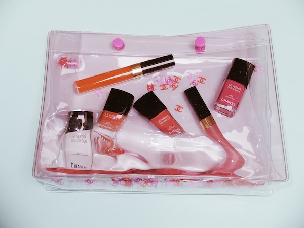 Chanel Hello 184 lip gloss