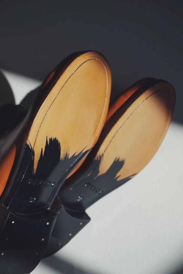 heritage-style shoes by Chapter 2