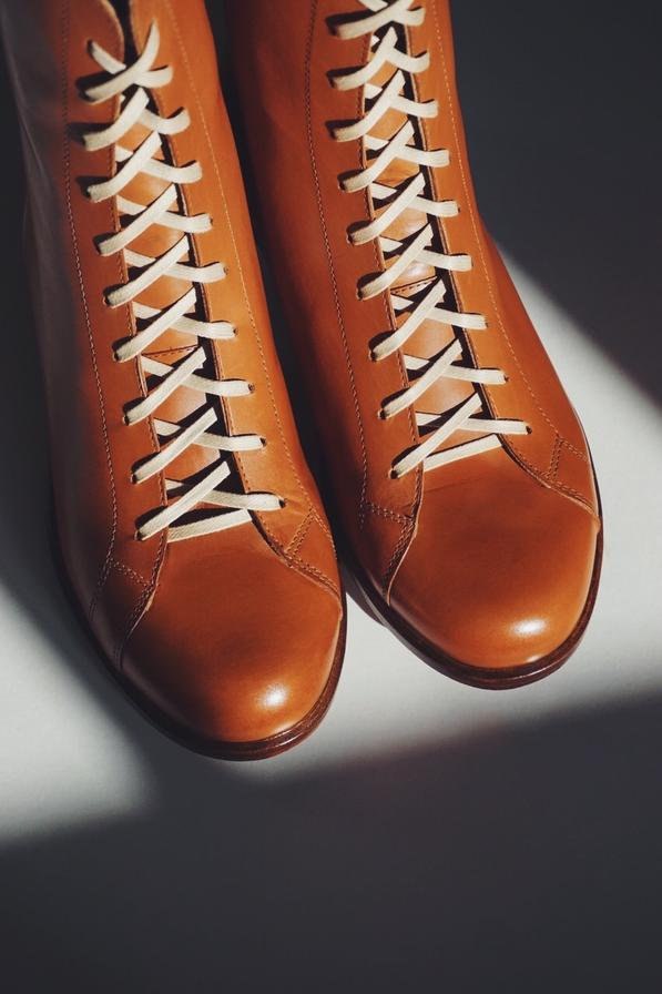 Chapter 2 Jackdaw boots