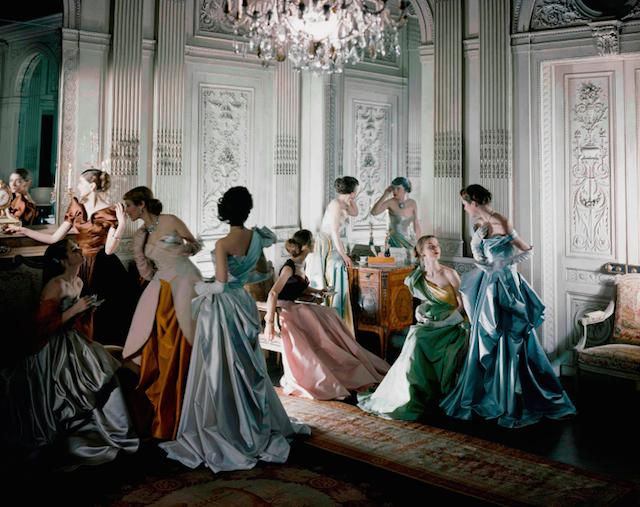 Charles-James-Vogue-Cecil-Beaton-Carmen Dell'Orefice