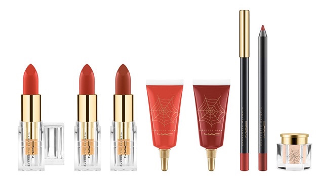 Charlotte Olympia X MAC make-up collection