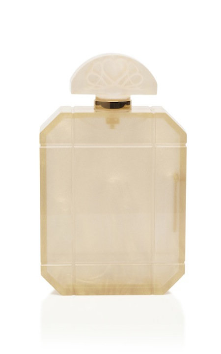 Charlotte-olympia-gold-perfume-bottle-clutch-minaudiere-ss13