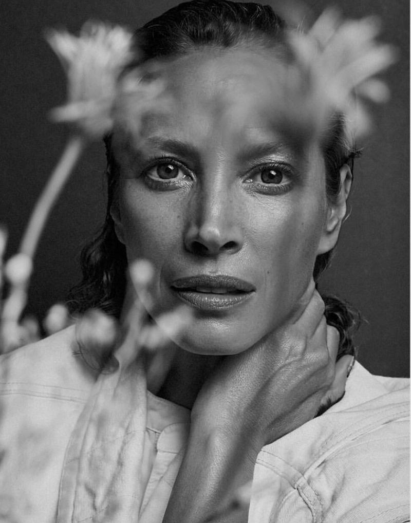 Christy Turlington Vogue Mexico